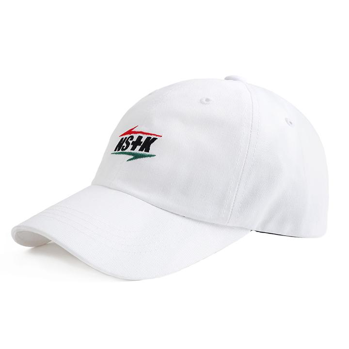 [NK] NSTK LT LOGO CAP (WHT) (NK19S066H)