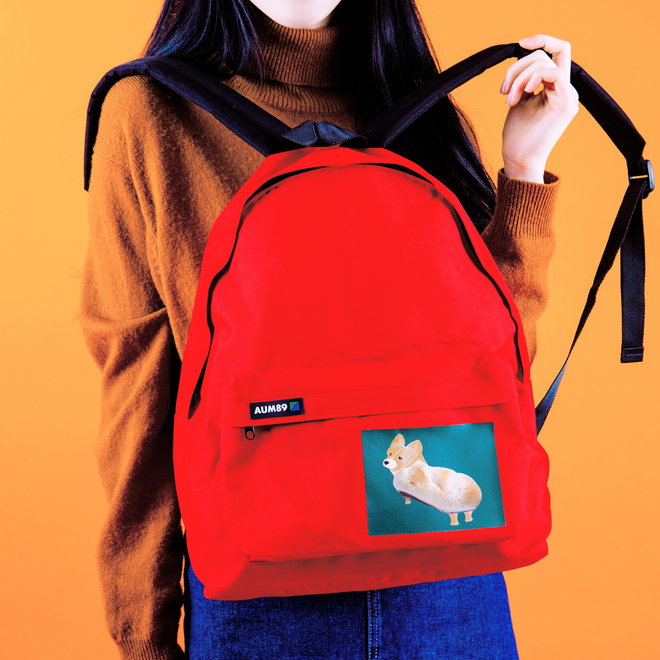 AUM89 MERIKER BACKPACK