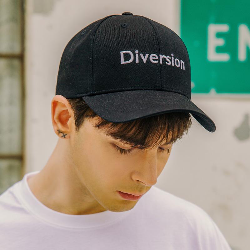 LAMC DIVERSION BALL CAP (BLACK)