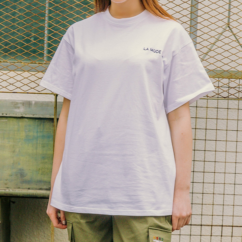 LAMC LUMINOUS SHORT SLEEVE (WHITE)