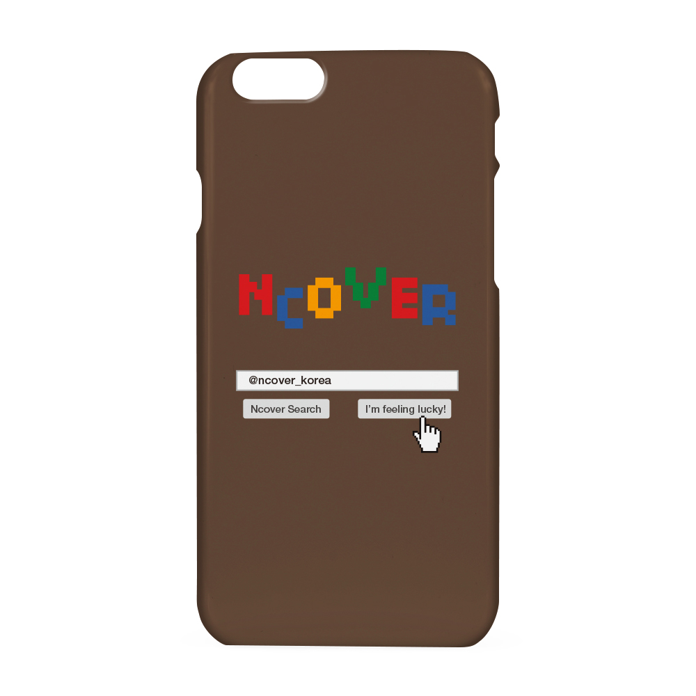 Color logo search case-brown