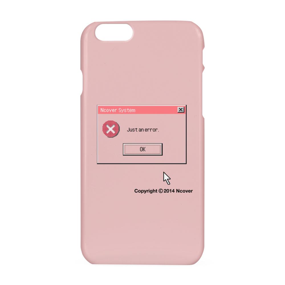 System error case-pink