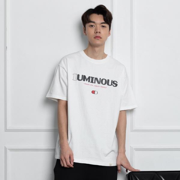 LUMINOUS-T 화이트