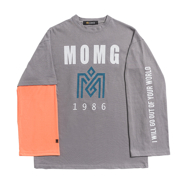 M.O.M.G UNBALANCE T / GRAY