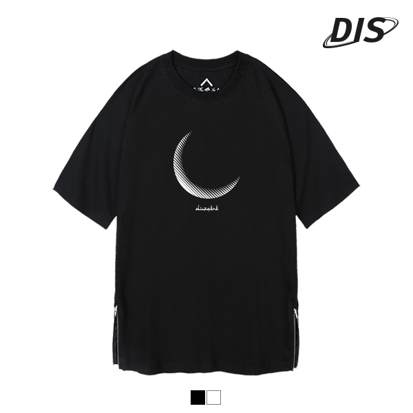 디씬 - 미드나잇 - (SBZDMH629) - 지퍼반팔