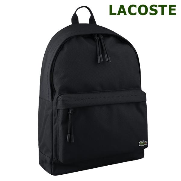 라코스테 백팩 가방 블랙 (NH2677NE-991)