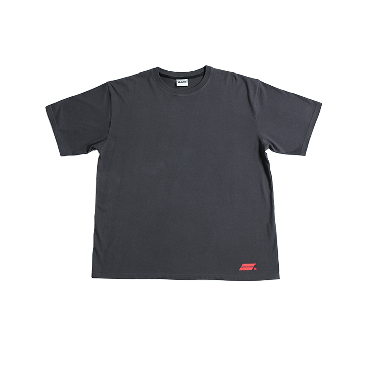 GARO 무지 티셔츠 (Dust gray)