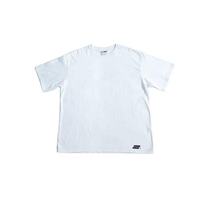 GARO 무지 티셔츠 (White)