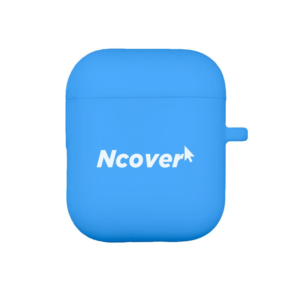 Cursor logo-blue(airpod case)