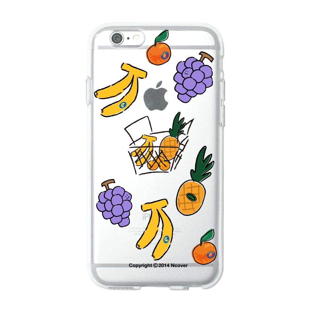Fruit sticker(jelly case)