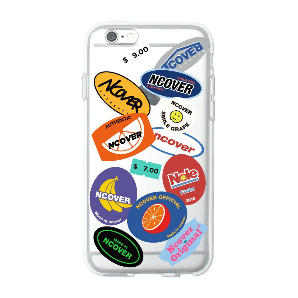 Random sticker(jelly case)
