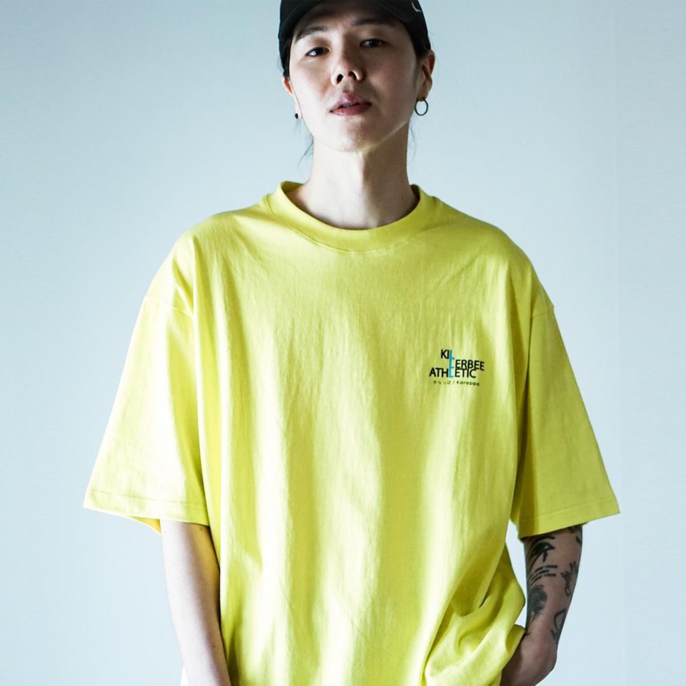 카라포 오버사이즈 티셔츠 (네온)