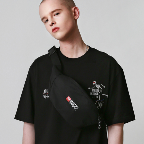SC19 WAIST BAG (BLACK)