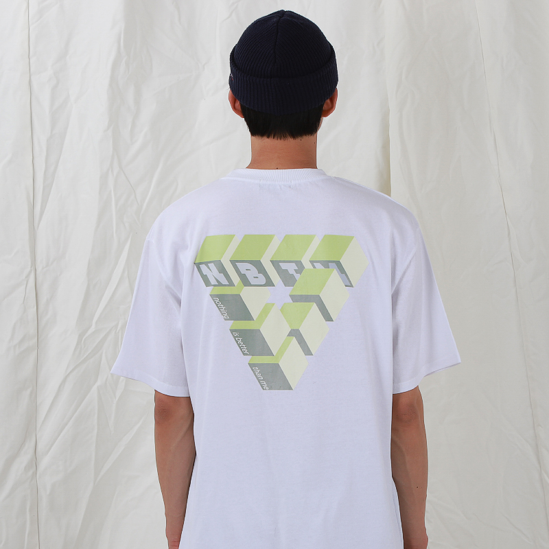 IMPOSSIBLE T-SHIRTS_white