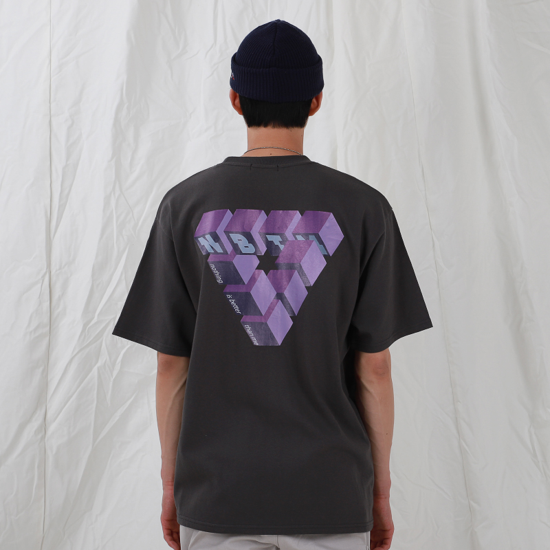 IMPOSSIBLE T-SHIRTS_gray