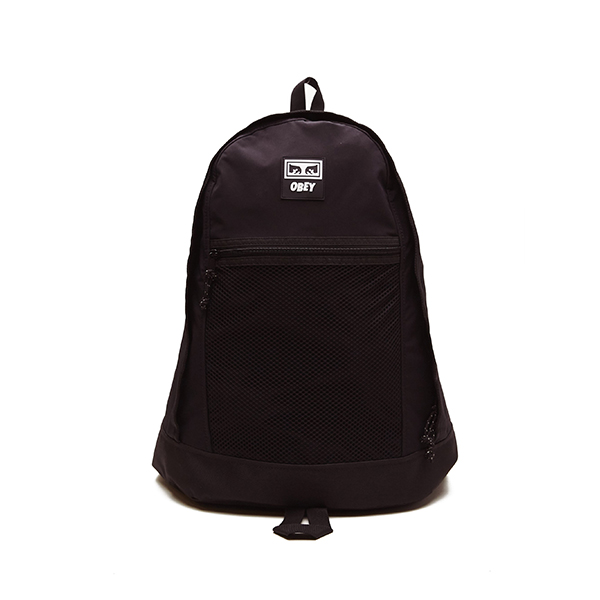 오베이 가방 CONDITIONS DAY PACK 100010107 BLACK