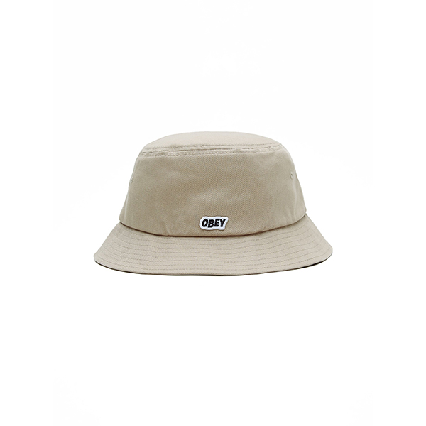 오베이 모자 SLEEPER BUCKET HAT 100520017 KHAKI
