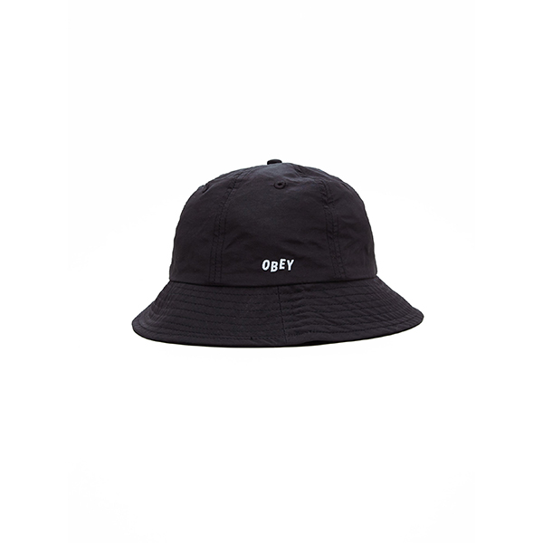 오베이 모자 FREDERICK BUCKET HAT 100520019 BLACK