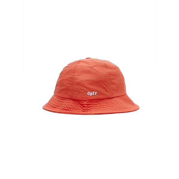 오베이 모자 FREDERICK BUCKET HAT 100520019 EMBER
