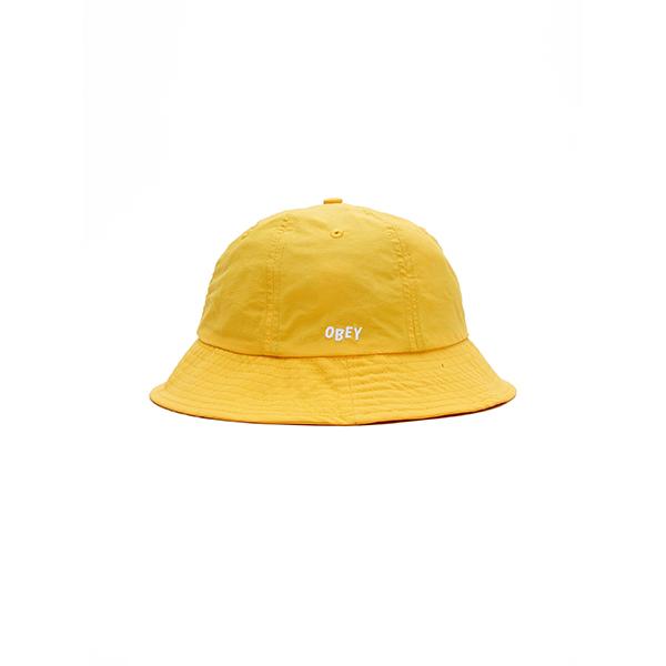 오베이 모자 FREDERICK BUCKET HAT 100520019 ENERGY YELLOW