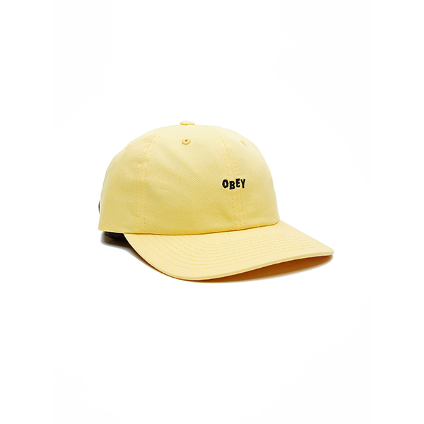 오베이 모자 CUTTY 6 PANEL 100580074 ASPEN GOLD
