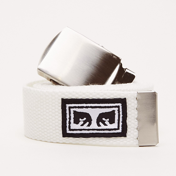 오베이 벨트 BIG BOY WEB BELT 100050026 WHITE