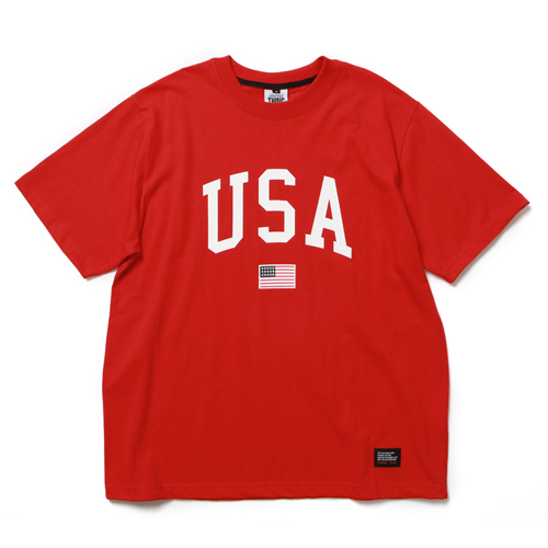 US19 T-SHIRT (RED)