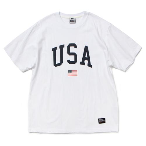 US19 T-SHIRT (WHITE)