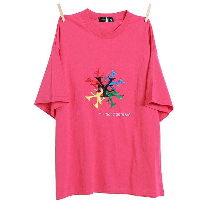Logo Half T - Pink