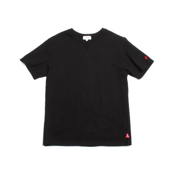 [단독할인]스탠다드 코튼 티셔츠_블랙
