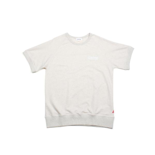 [단독할인]숏 슬리브드 티셔츠_아이보리