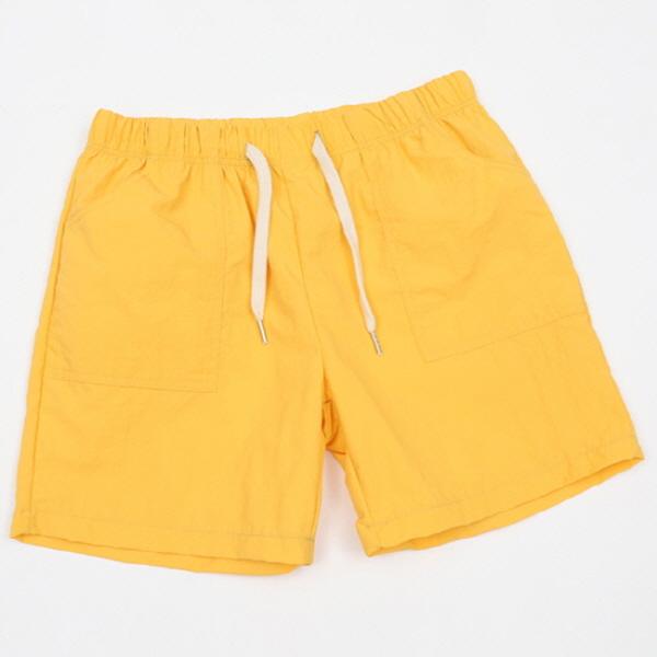 BEACH SHORT PANTS-옐로우