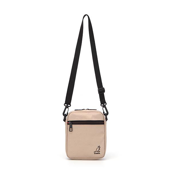Keeper Ⅵ Cross Bag mini 3073 LT.BEIGE