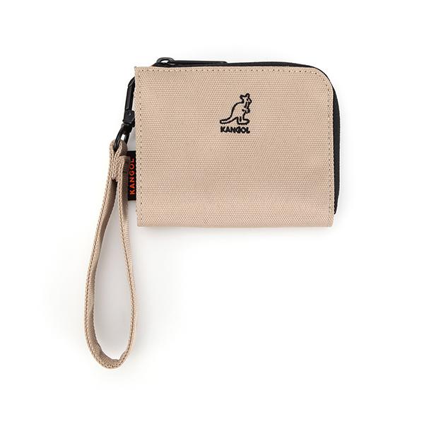 Keeper Ⅵ zipper Wallet 4013 LT.BEIGE