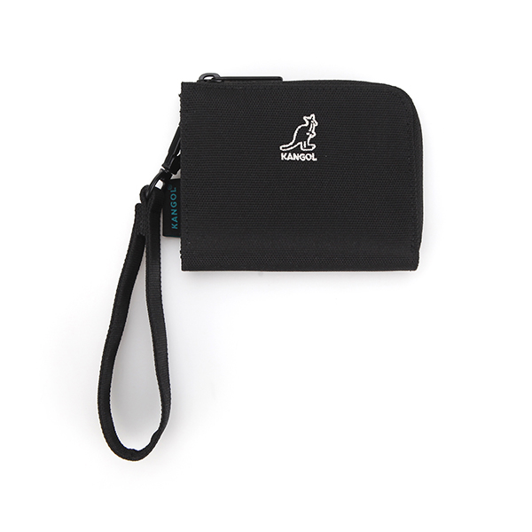 Keeper Ⅵ zipper Wallet 4013 BLACK