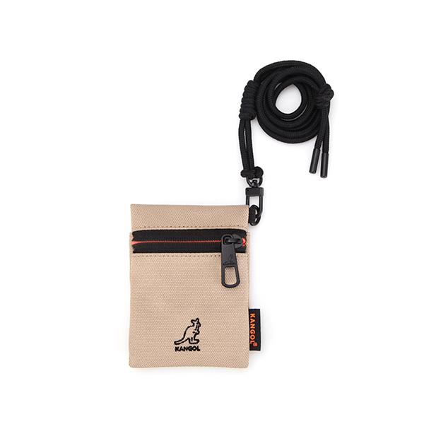 Keeper Ⅵ Necklace Wallet 4014 LT.BEIGE