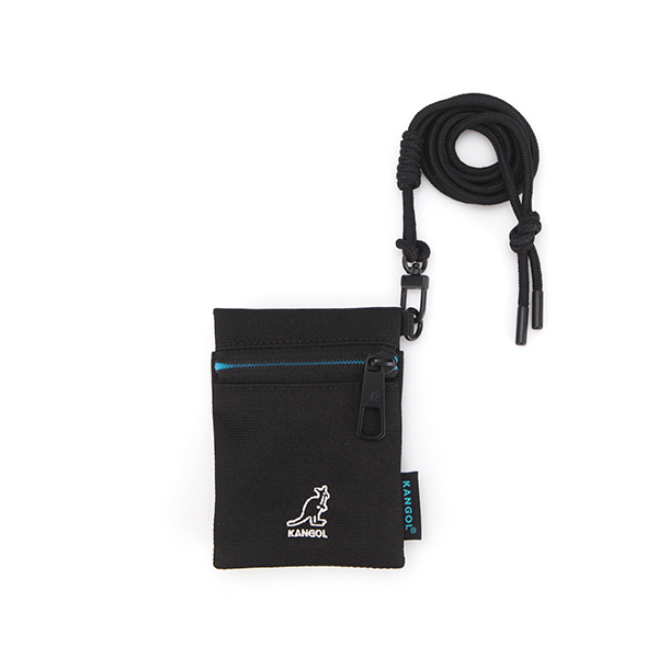 Keeper Ⅵ Necklace Wallet 4014 BLACK