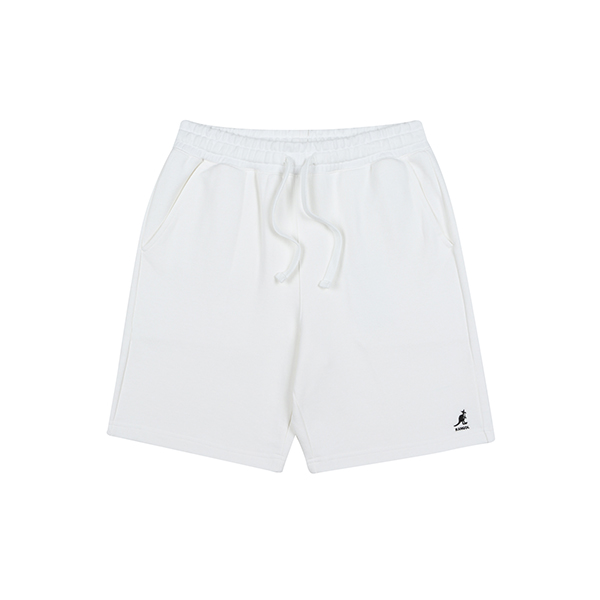 Basic Sweat Short 4008 WHITE