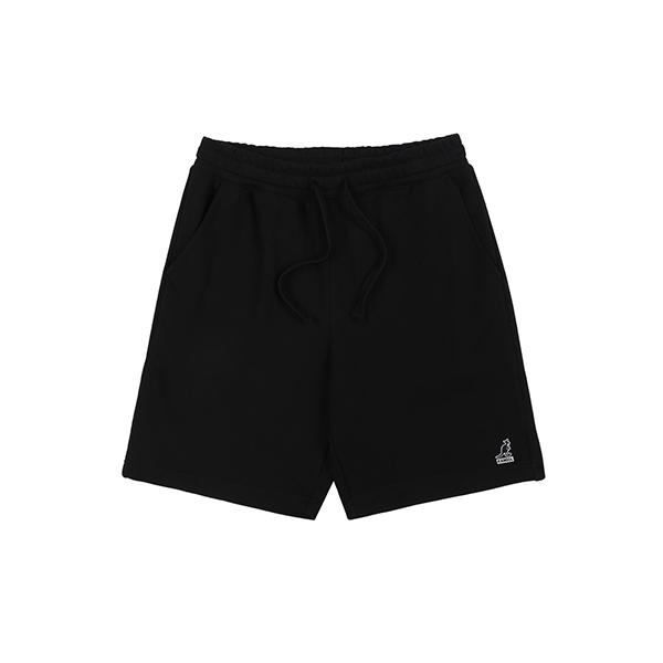 Basic Sweat Short 4008 BLACK