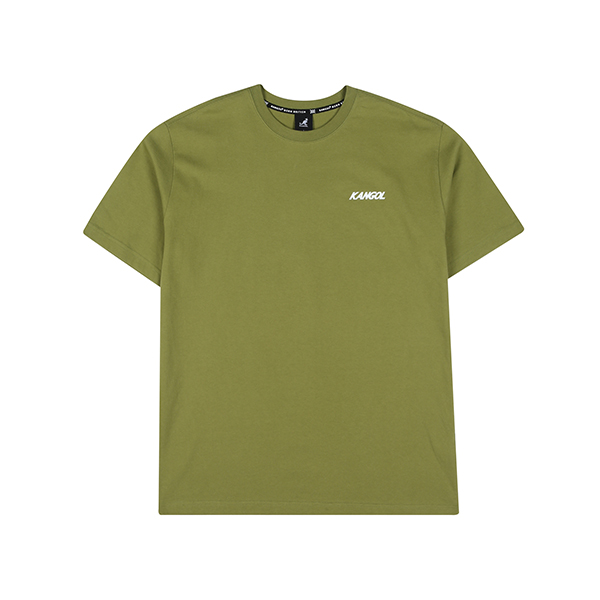 Pop Colored T-Shirt 2602 GREEN
