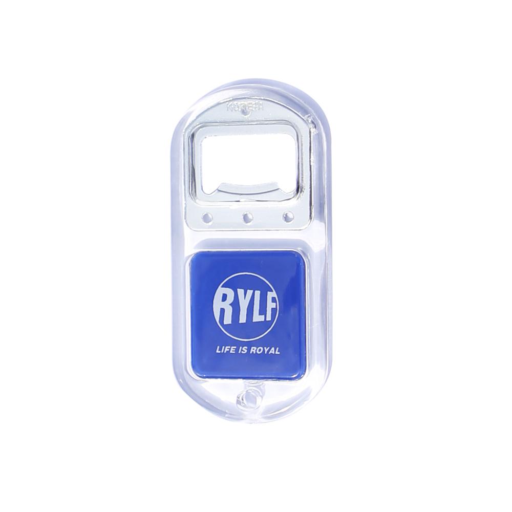 [단독]RLK401 RYLF 오프너 키링 - 블루