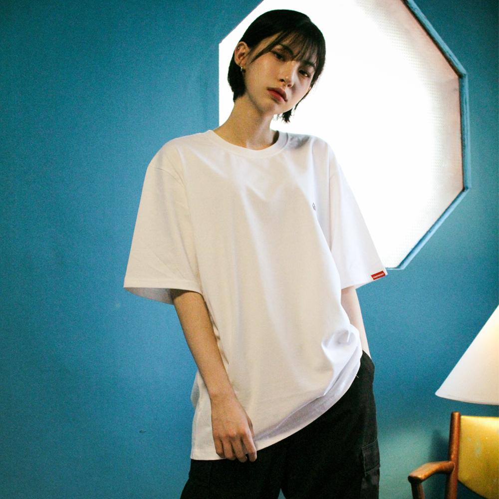 [단독할인]오버핏 무지 티셔츠 - 5 컬러