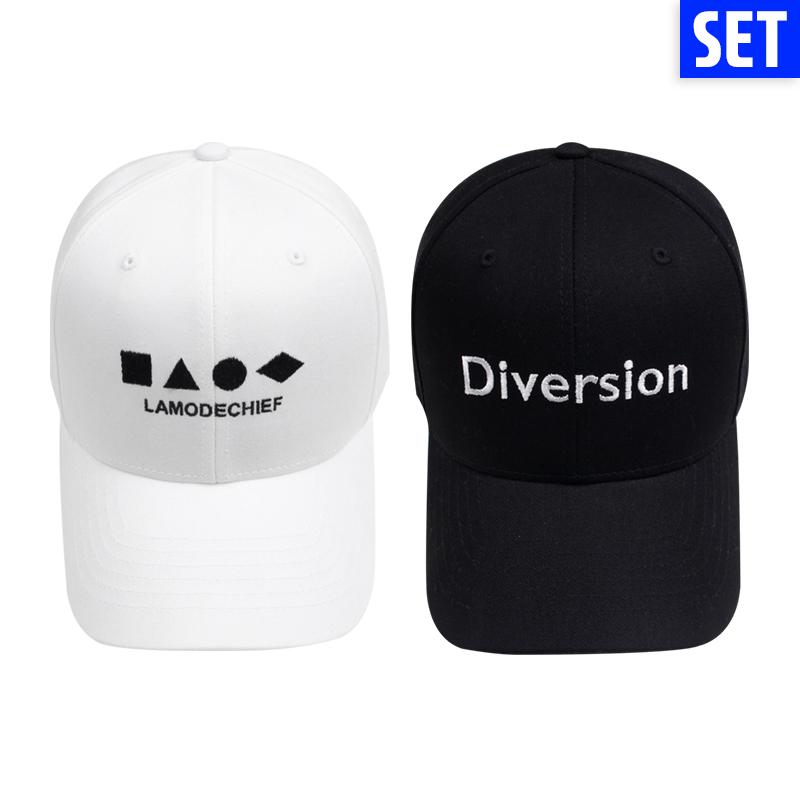 [SET] BALL CAP + BALL CAP SET No.1