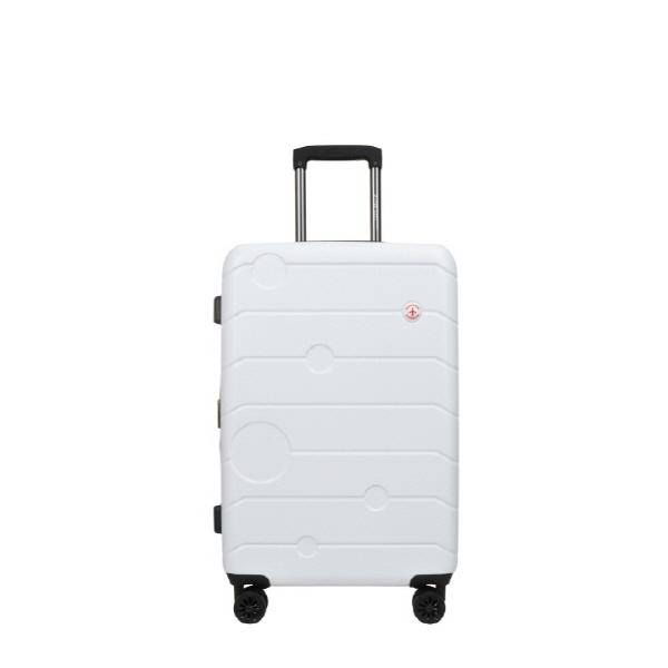VIAMONOH PABLO 20인치 기내용 캐리어 (WHITE)