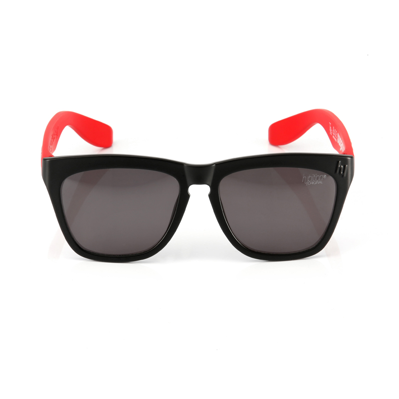 Sugary TR Matt Black/Red
