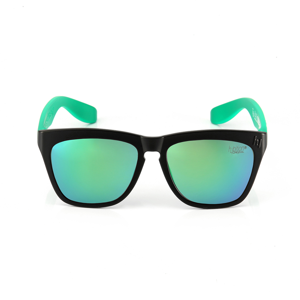[단독할인]Sugary TR Matt Black / Green / Green Mirror Lens
