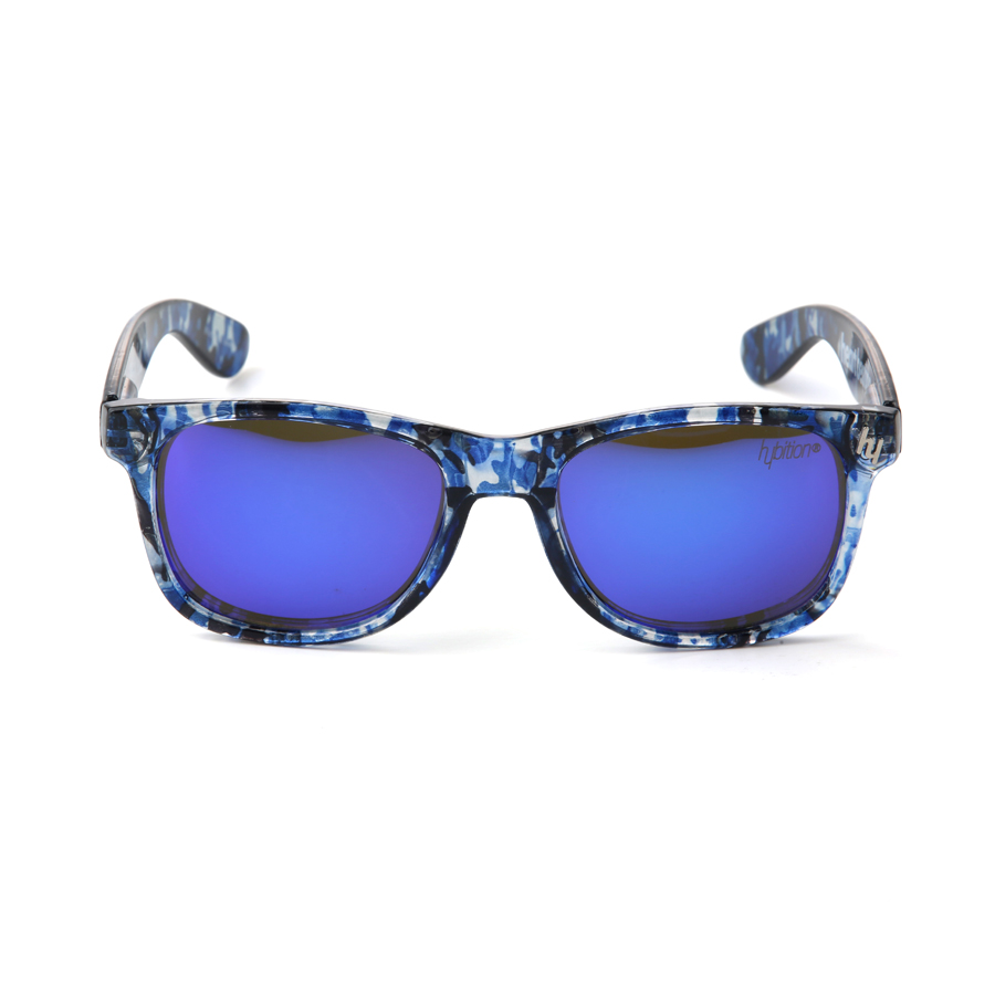 Truthful Toy Glossy Blue Camouflage / Blue Mirror Lens