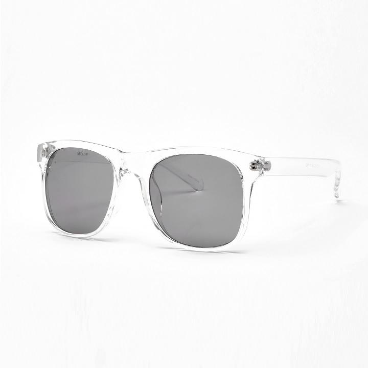 RECLOW A819 BLACK OVERSIZE 선글라스