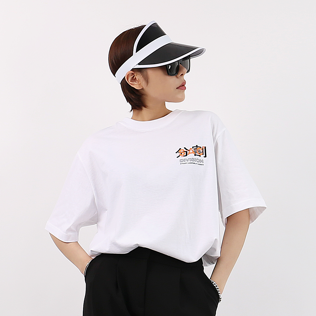 BOONHAL T-SHIRTS WHITE