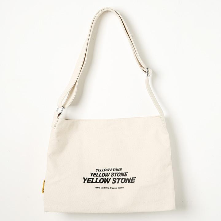 크로스백 OBLONG BAG - YS2098IY /IVORY